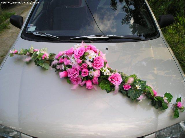 Výzdoba auta - Obrázek č. 9