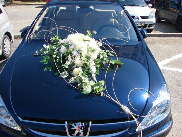 Vyzdoby svadobných  áut - Obrázok č. 89