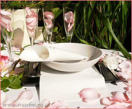 Dekorace stolu detaily - Obrázek č. 61