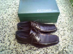 Ráďovy boty...