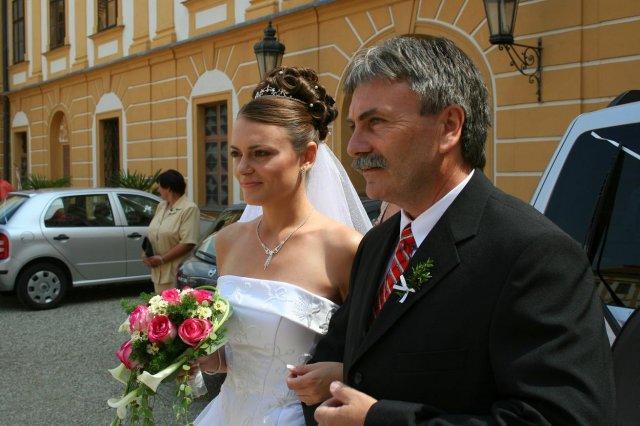Jitka Maulová{{_AND_}}Radek Máca - Čekáme před zámkem, až to vypukne...