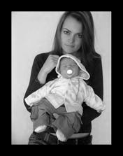 Maťulka s maminkou :-)