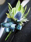 Tento kvet eryngia pristane modernému mužovi, ktorý má rád módu a štýl.