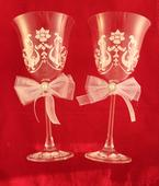 Svadobné poháre Kalich Elegant ,