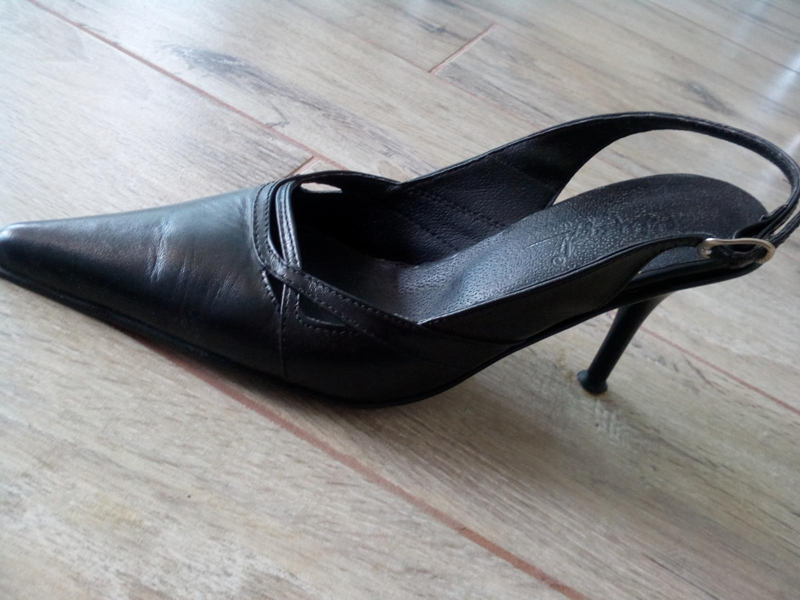 Spoločenské topánky - Obrázok č. 2
