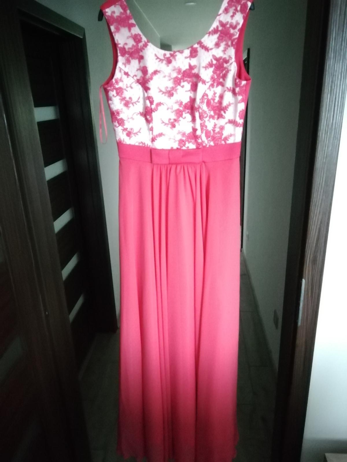 Dlhé šaty - Obrázok č. 4