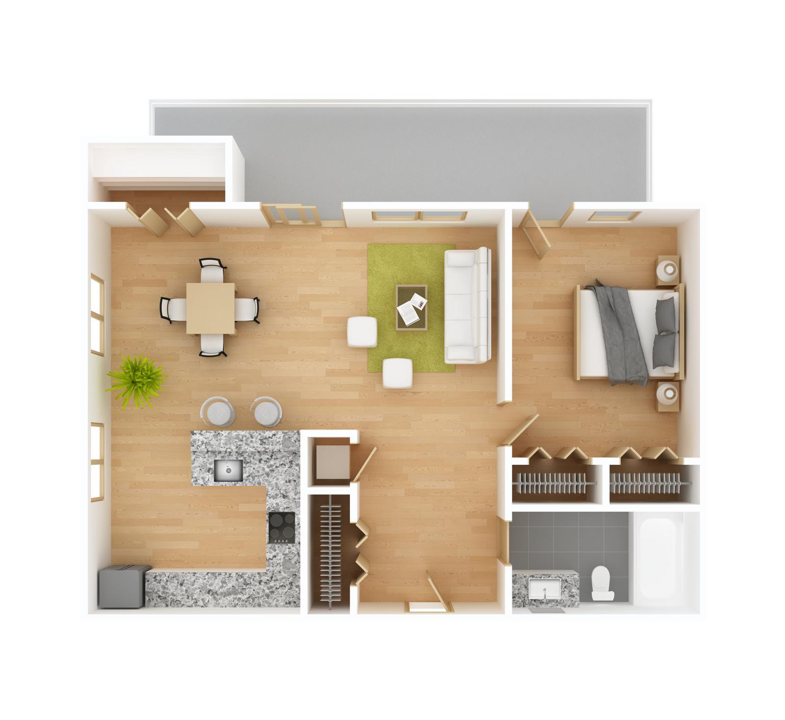 Rose - projekt rodinného domu - Obrázok č. 1