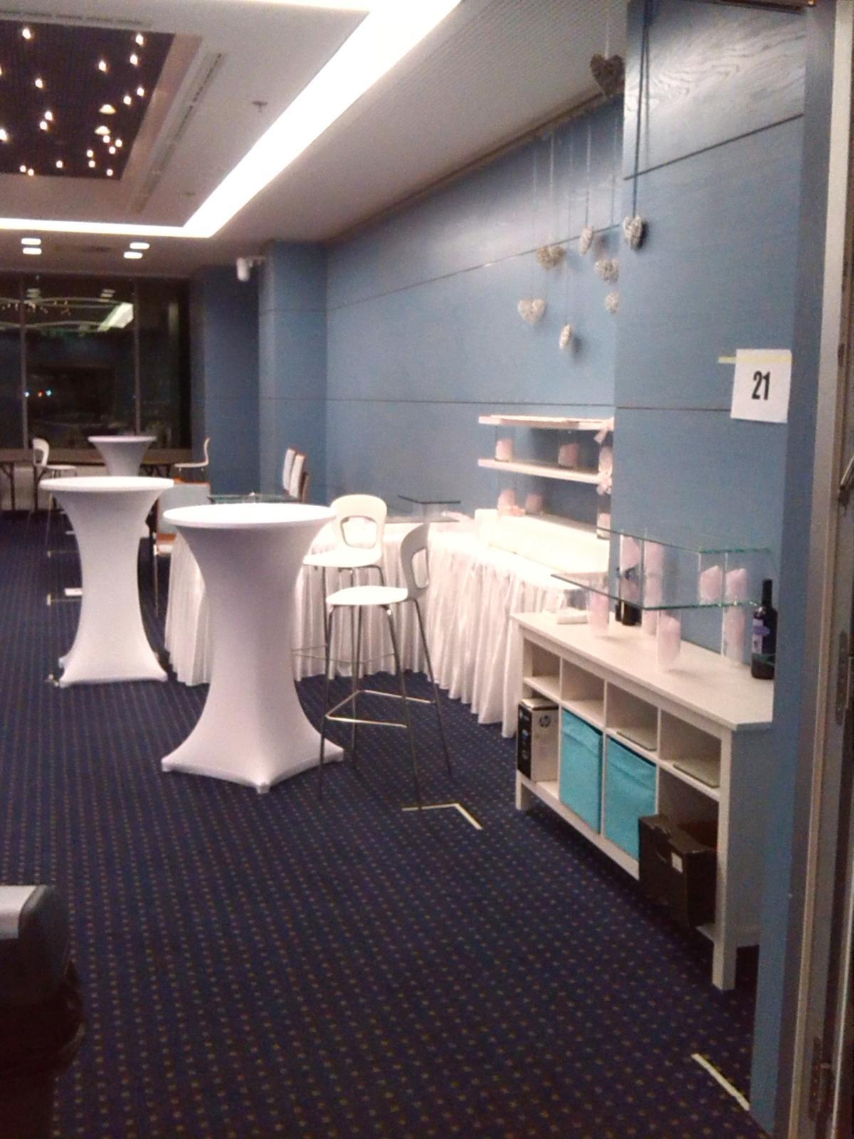 Přípravy - Svatební veletrh Clarion 15.-16. 1. 2016 - Obrázek č. 1