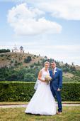 Svatební šaty zn. Madora, 40