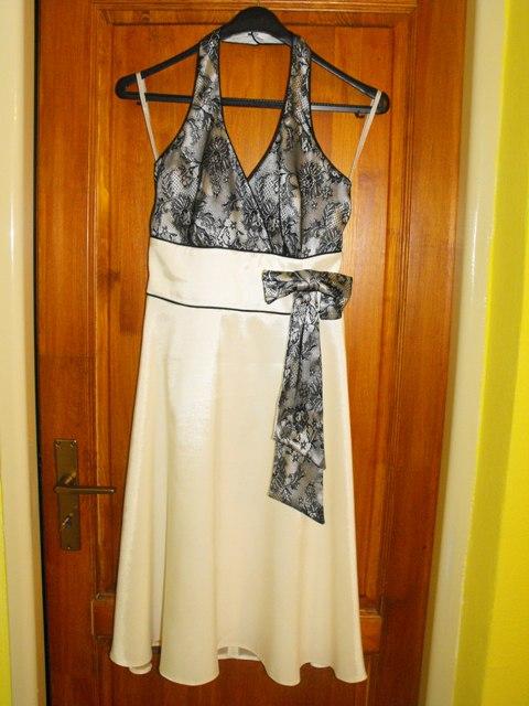 Prípravy - a tú su šaty popolnoci