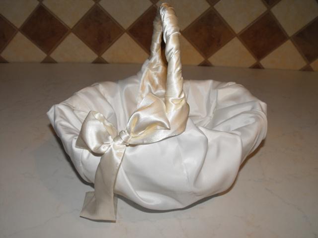 Prípravy - košíček na lupienky