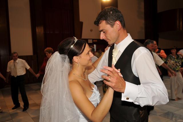 Darina Kiačiková{{_AND_}}Jozef Machara - prvý manželský tanec