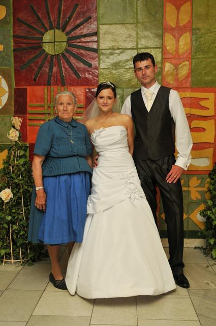 Darina Kiačiková{{_AND_}}Jozef Machara - s mojou babičkou