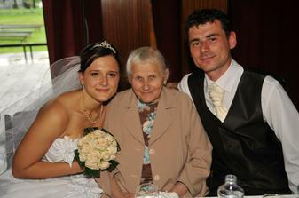 s mojou druhou babičkou
