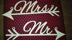 Šípky Mr&Mrs,