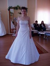 Posledne zavahanie nad satockami tyzden pred svadbou - no su to tie prave???!!!