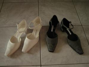 Toto su moje svadobne aj popolnocne topky - prisli mi v pondelok pred svadbou, ugh...l