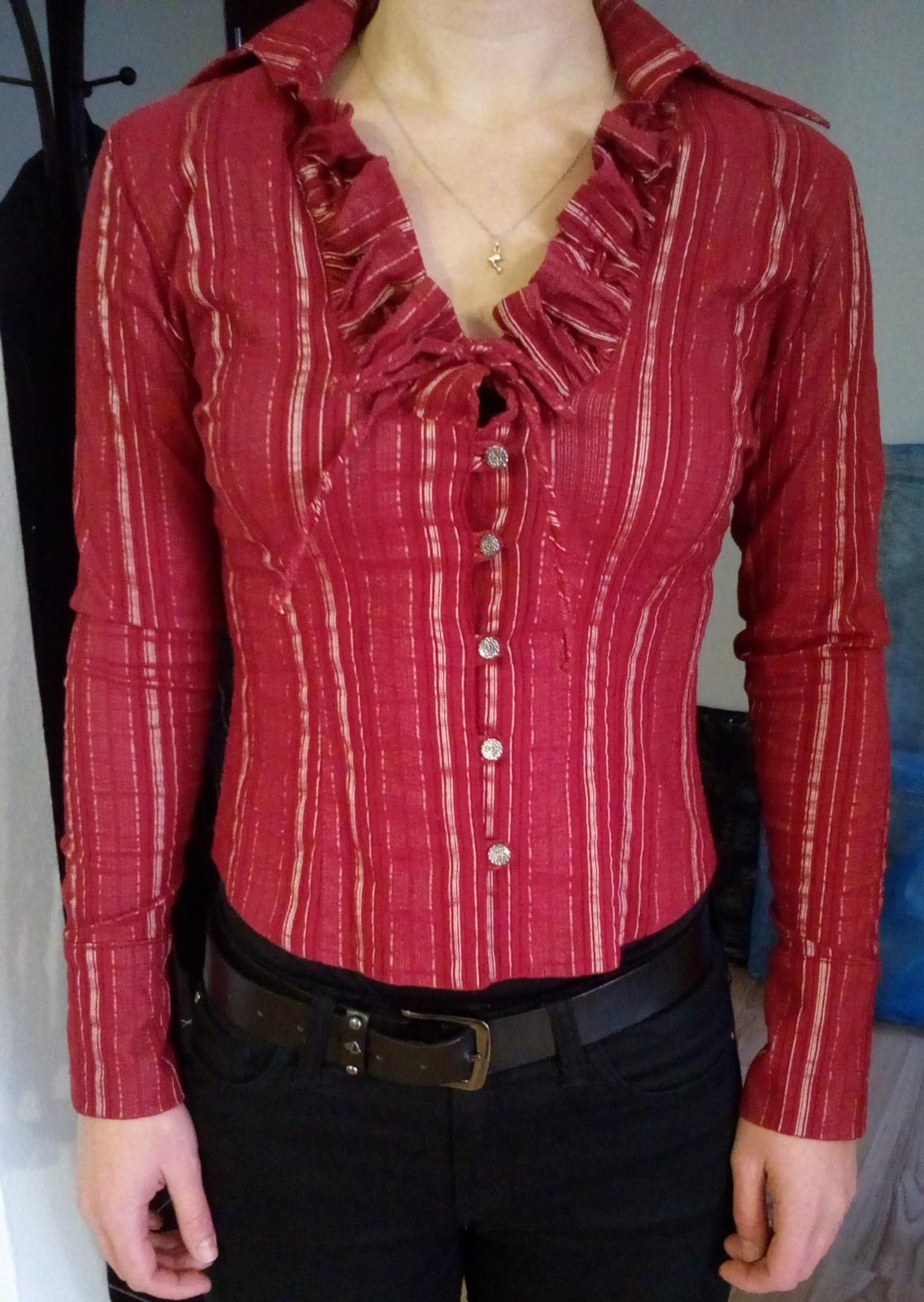 Originálna košeľa - Obrázok č. 1