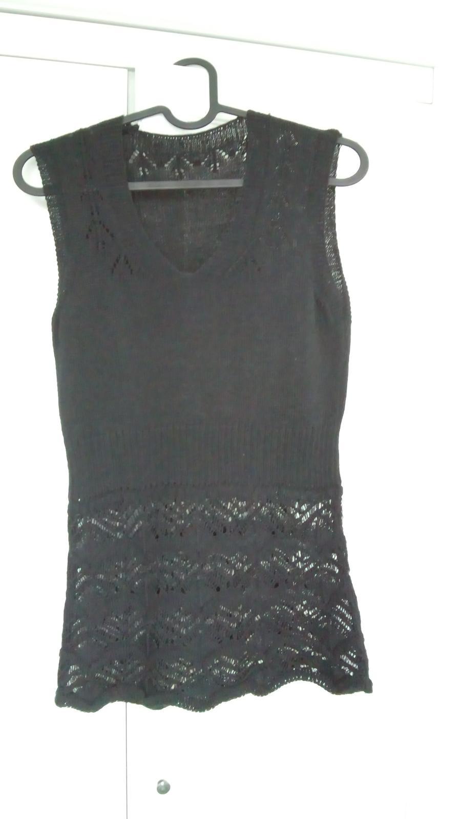 Pletené tričko - Obrázok č. 1