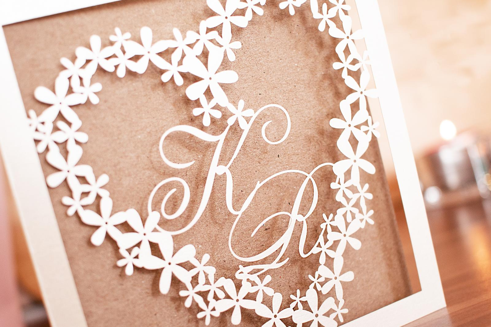 Svadobné oznámenia na mieru - Cena 1,80 € s obálkou v cene. Svadobné oznámenie - štandardne tlačené. V cene oznámenia je zahrnutá listová obálka. Text, font a farbu písma je možné upraviť podľa vlastného vkusu.
