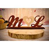 Aicul - Iniciálky pre zamilované dvojice,