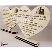 Aicul - Poďakovanie rodičom za lásku/za život,