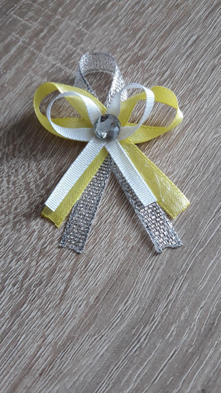 žluté vývazky - Obrázek č. 1