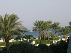 výhled z balkonu:)