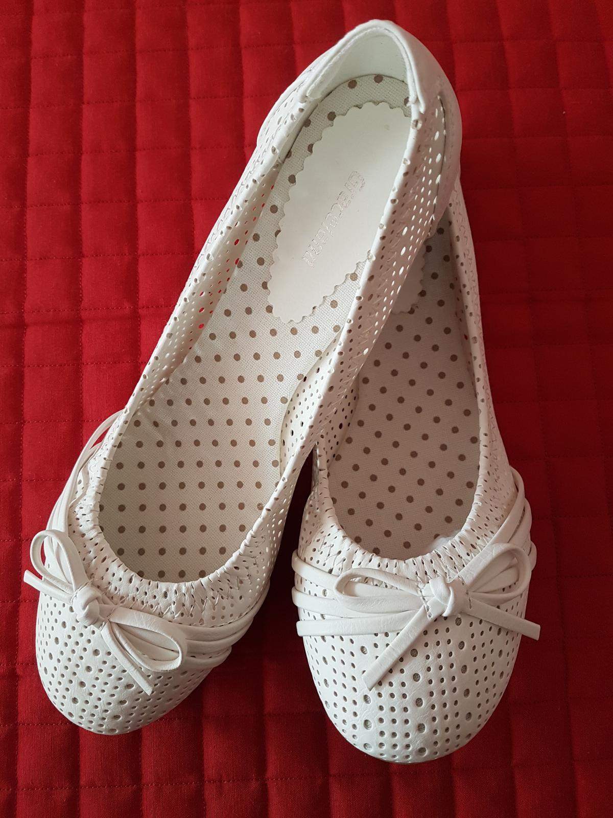 ♥07.07.2018♥ - Moje svadobné balerinky 👠