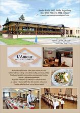 Reštaurácia kde bude svadba 😍