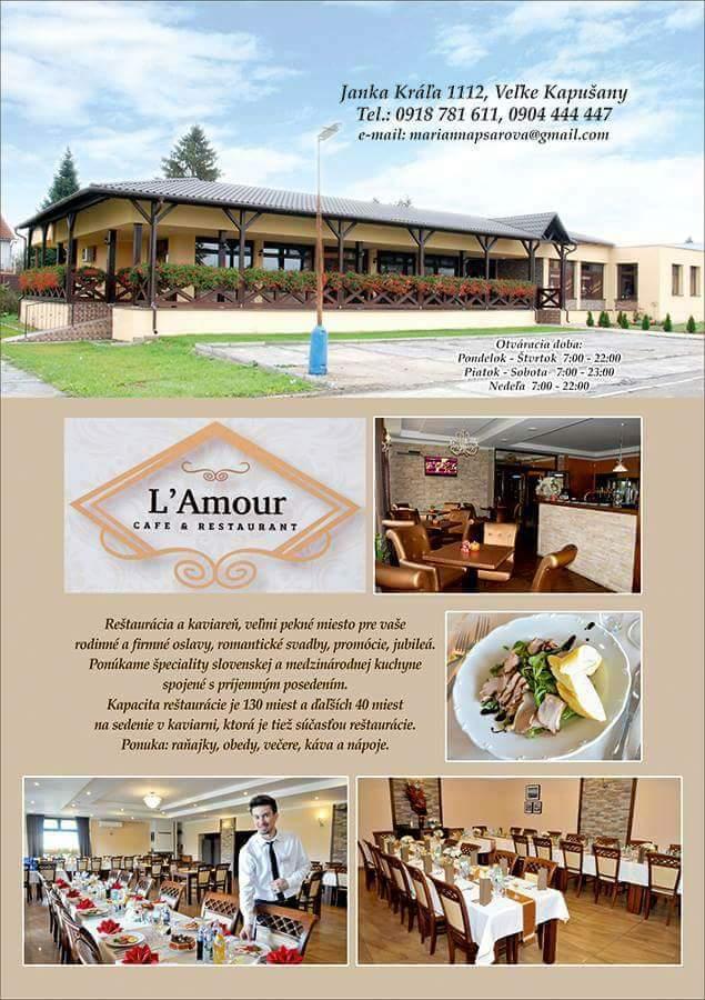 ♥07.07.2018♥ - Reštaurácia kde bude svadba 😍