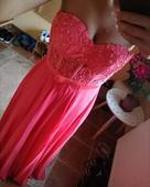 Popolnočné šaty,