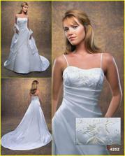 Šaty snů pro nevěstu