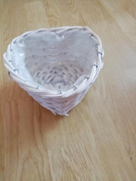 Košíček srdce - Obrázek č. 1
