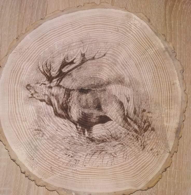 gravírovanie z dreva - Obrázok č. 1