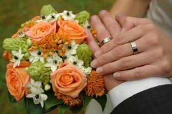 kytička a prstýnky