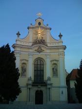 ...náš kostel v Kr.Poli, v Brně...