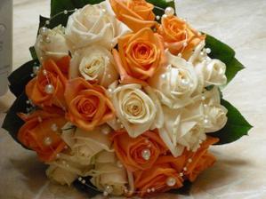 tak nakonec to bude oranžovo bílé:-)