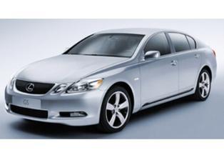 parádny Lexus :-)