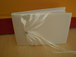 naše svatební kniha hostů