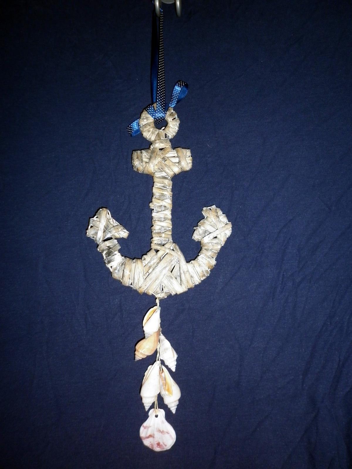 dekorace kotva - Obrázek č. 2