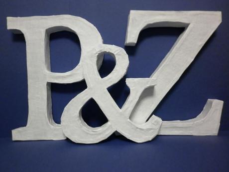 písmena P&Z - Obrázek č. 1
