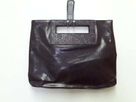 malá fialová kabelka - Obrázek č. 1