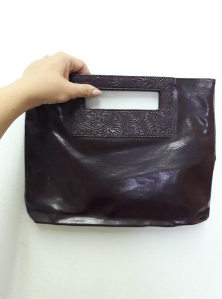 malá fialová kabelka - Obrázek č. 2