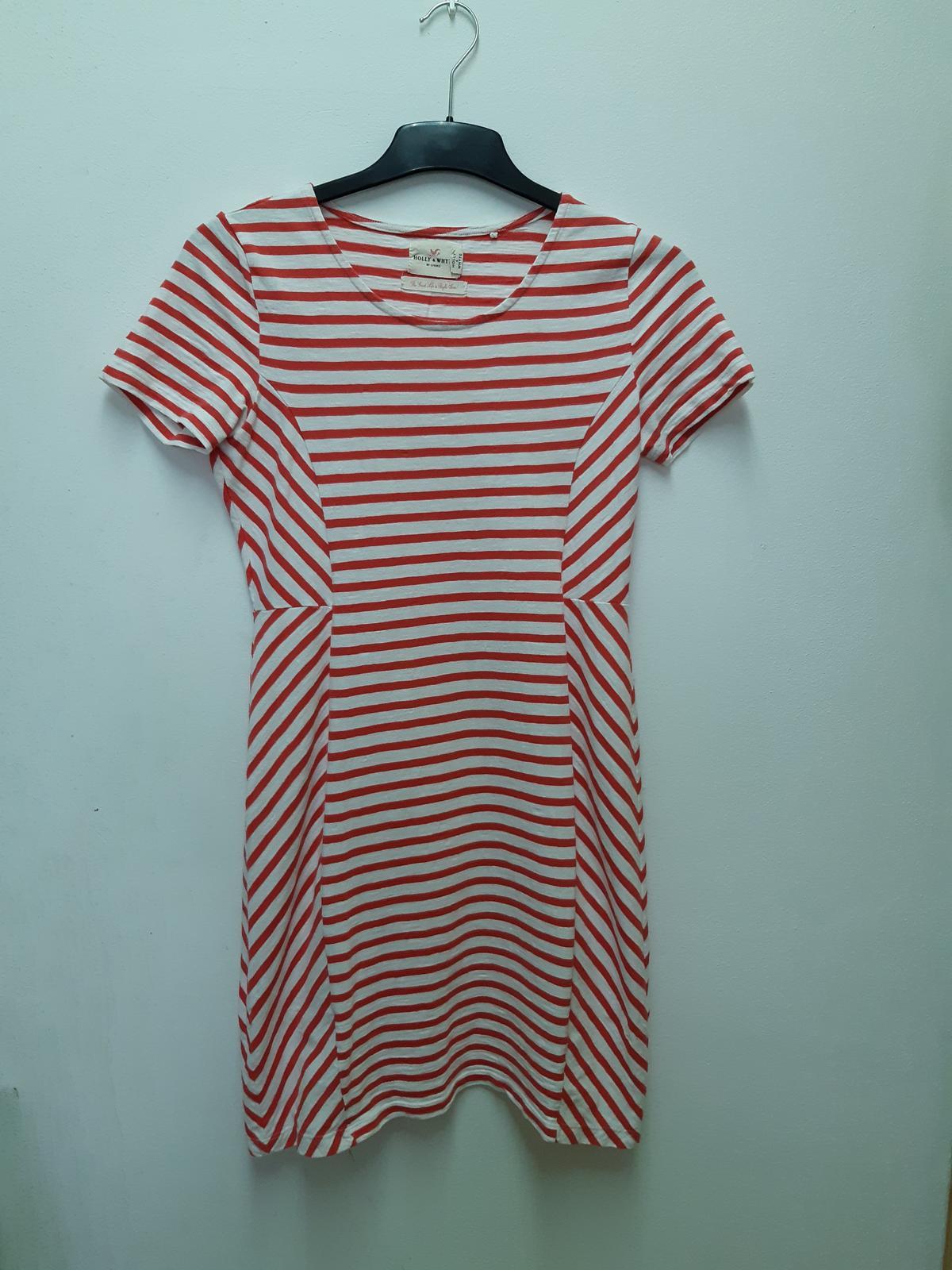proužkované šaty Lindex - Obrázek č. 1
