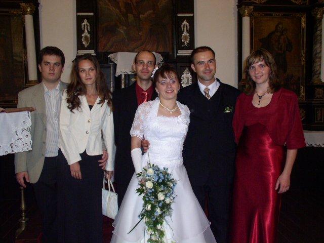 Janka Medvidova{{_AND_}}Slauko Žilecký - mirka,janko,lenka,jarko a my