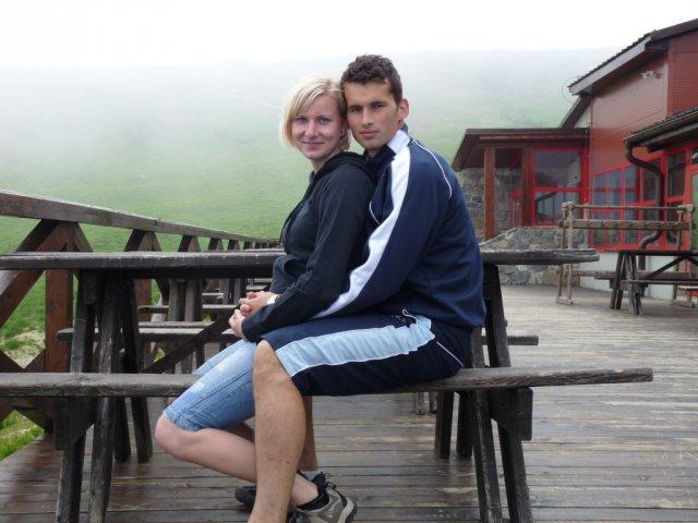 Prípravy - ...my dvaja... Lucia a Mirko