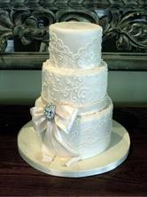 najkrajšia torta aku som kedy videla, vaaaaau