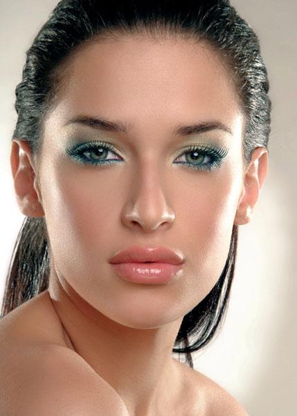 Naše prípravy - make-up