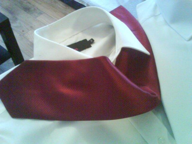 Kosile a kravata pro zenicha